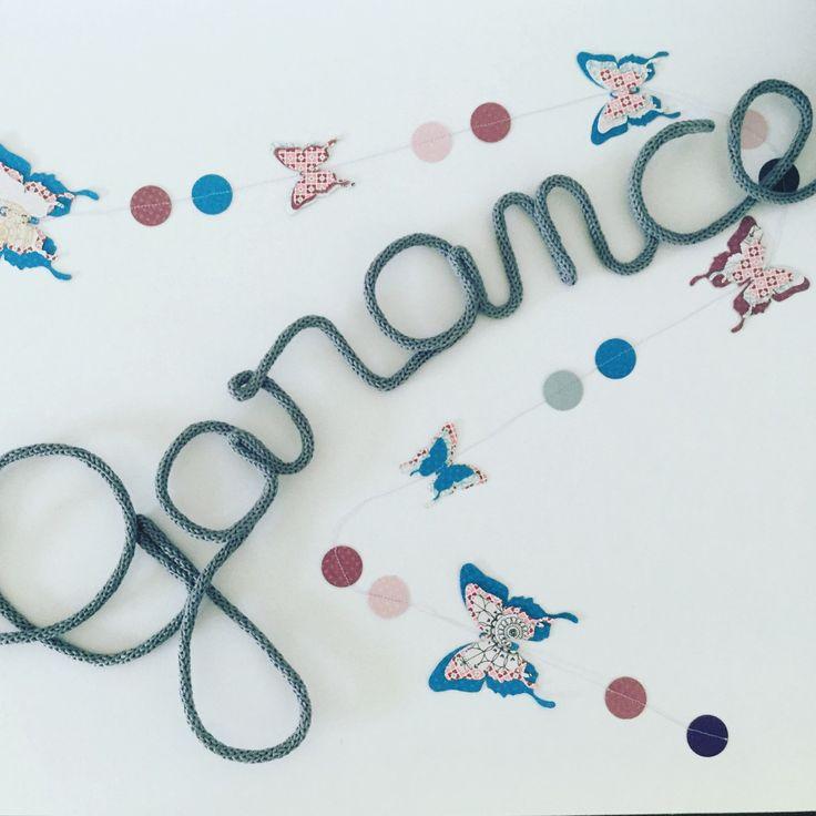 46 best pr noms stylis s les nouveaut s images on pinterest names anna and nancy dell 39 olio - Garance prenom ...