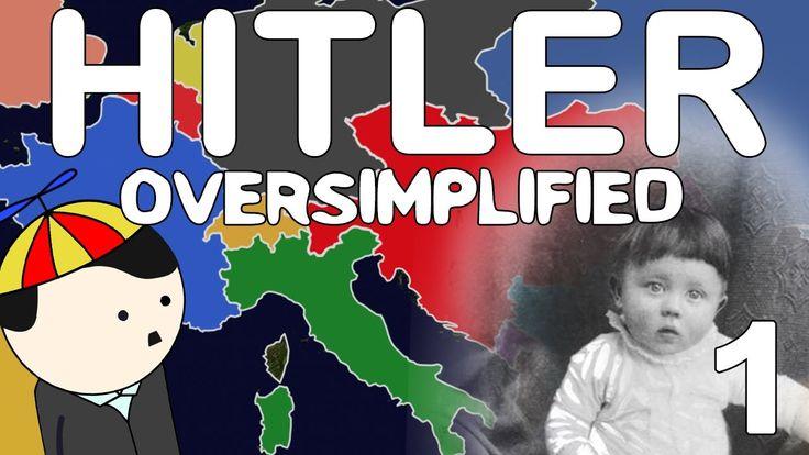 Hitler - OverSimplified