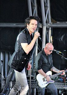 Train: They opened for Bon Jovi. I would love to see them again.