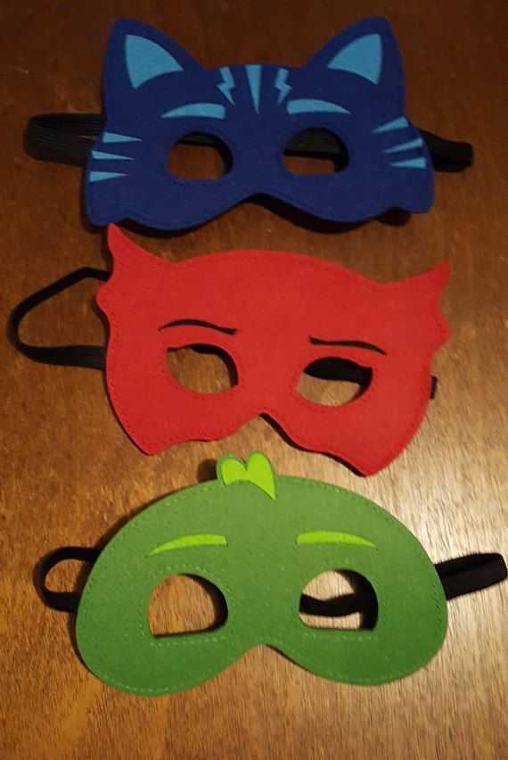 Máscara de partido de PJ