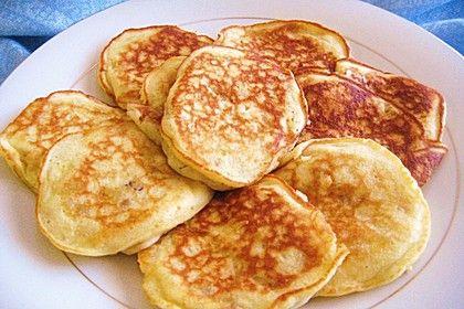 Bananenpancakes 1
