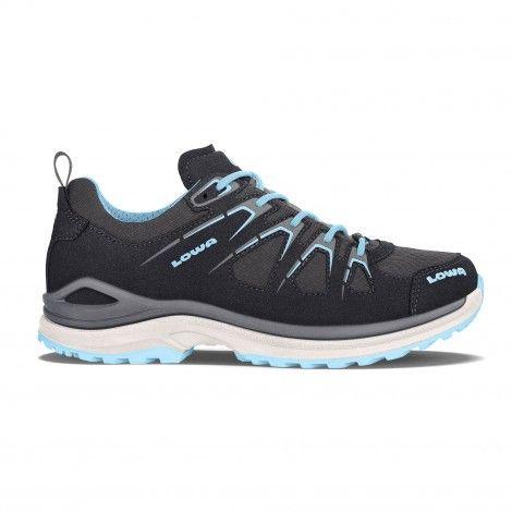 Lowa Innox Evo GTX Lo 320616 wandelschoenen dames black ice blue