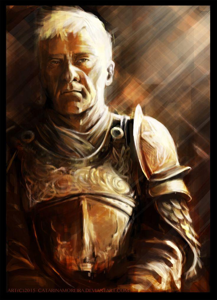 Sir Barristan Selmy by downtontabby.deviantart.com on @DeviantArt