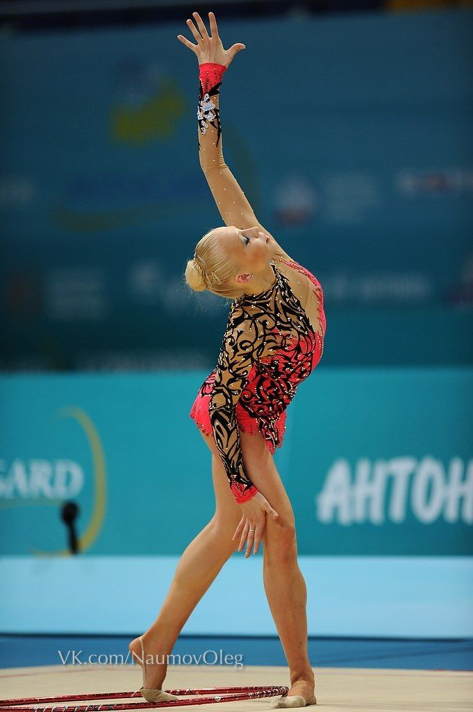 Kseniya Moustafaeva (France), World Championships 2013