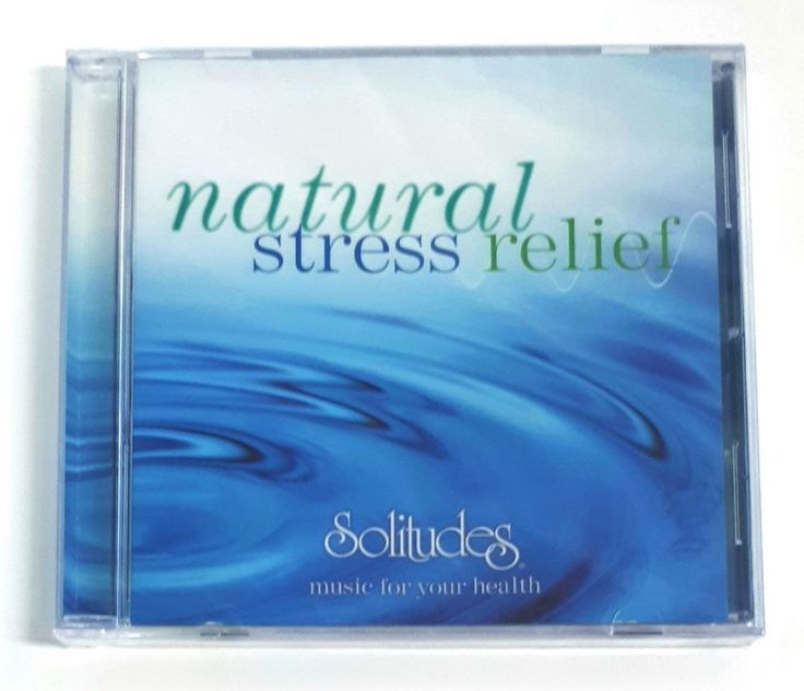 Natural Stress Relief - Solitudes - Music For Your Health CD ~ New | eBay