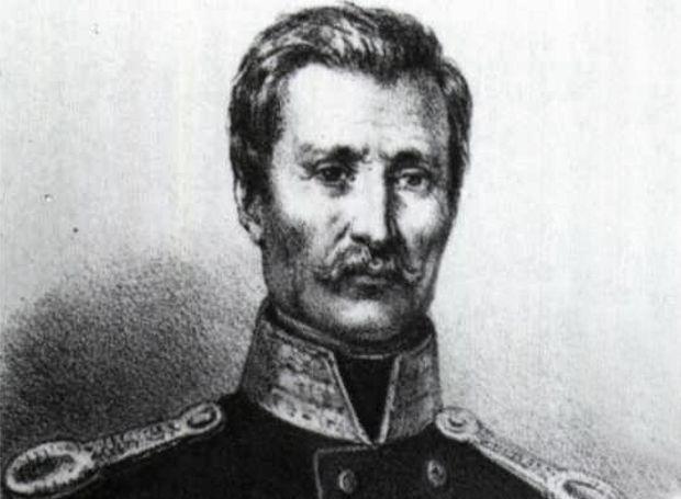 Γεώργιος Ζαλοκώστας (1805 – 1858)