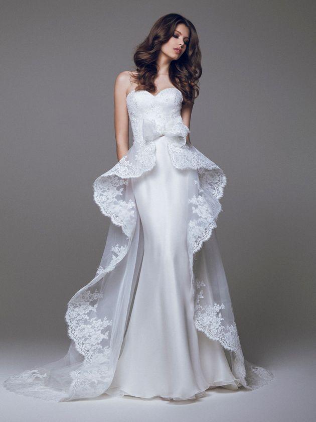Absolutely Stunning Blumarine Wedding Dresses 2015 ~ Be Modish