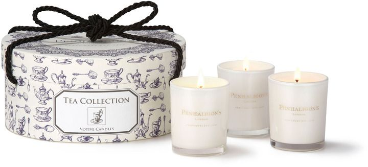 Penhaligon PENHALIGONS Tea Candle Collection: Box of 3 on shopstyle.co.uk