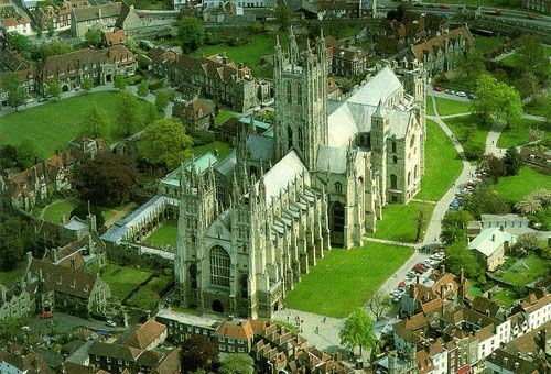 """Salisbury Cathedral...inspiration for """"Pillar's of the Earth"""" Kingsbridge Cathedral"""
