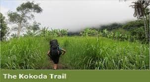 Kokoda Trail campaign was part of the Pacific War of World War II. This is part of part of the Pacific War of World War II.