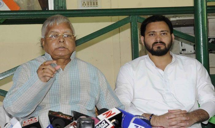 Fodder Rip-off: Thank You Nitish Kumar Says Emotional Tejashwi Yadav After Lalu Prasad Sentenced to three.5 Years in Jail