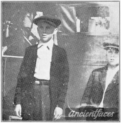 Herman Bergan *right* Nationality: American Residence: Bath, Clinton Michigan US Death: May 18, 1927 Cause: an attack Age: 12 years
