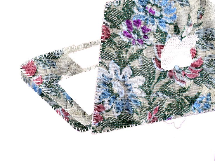 Computer combined embrodery