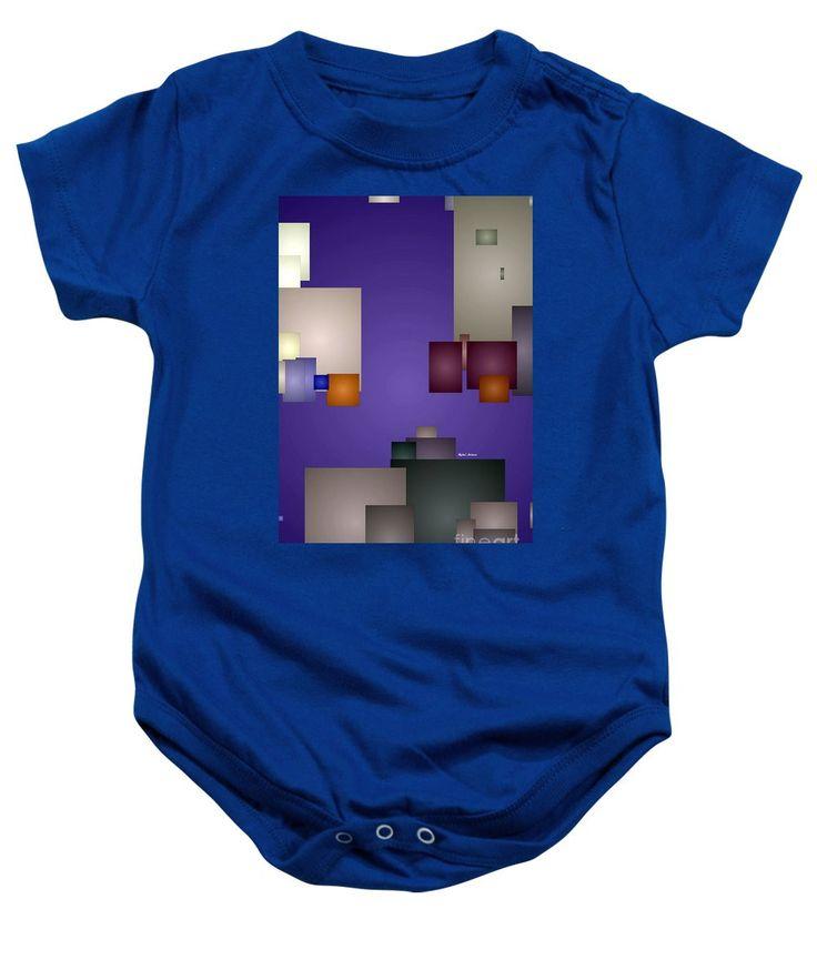 Baby Onesie - Purple Rain