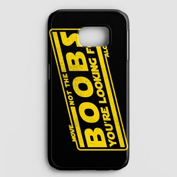 Not The Boobs You?Re Looking For Samsung Galaxy Note 8 Case