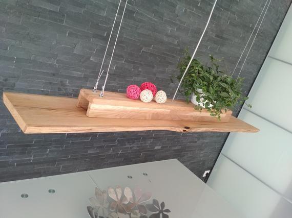 Deckenlampe Holz Hängelampe Pendellampe Pendelleuchte