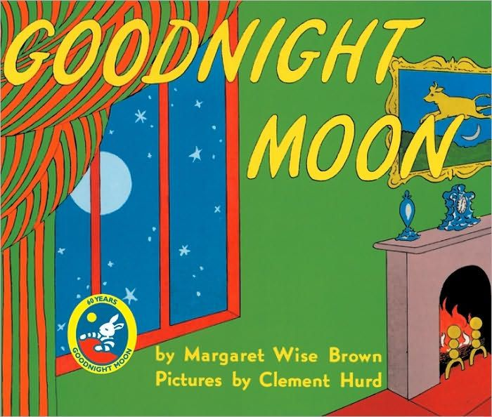 Goodnight Moon (Board Book) by Margaret Wise Brown ($8.99)