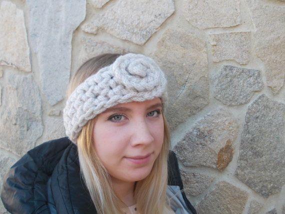 Трикотажные аксессуары Плетеный головная повязка Трикотажное оголовье с Monpasier