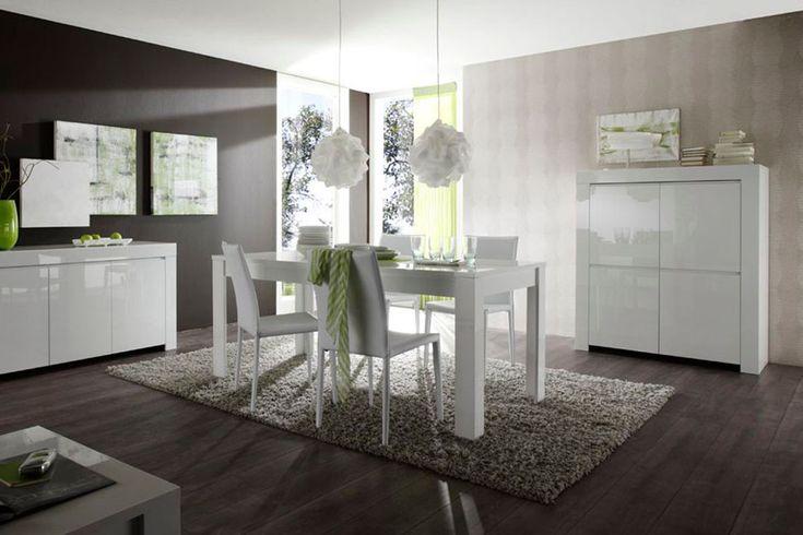 Moderne Italiaanse Meubels |   Parigi - Gelakt Wit