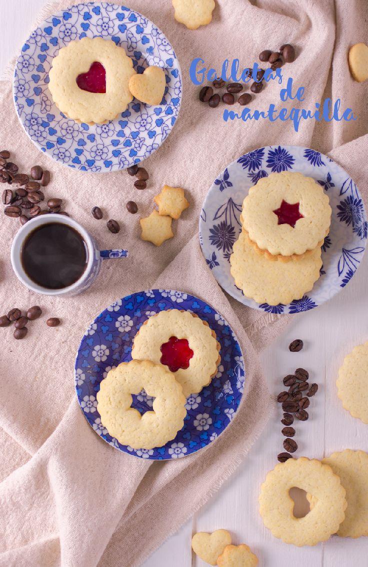 Estas galletas son ideales para disfrutar con un rico café y una buena compañía.
