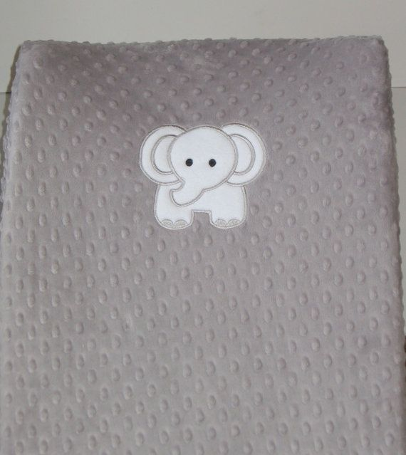 Changing Pad Cover Diaper Change Pad Slipcover Elephant