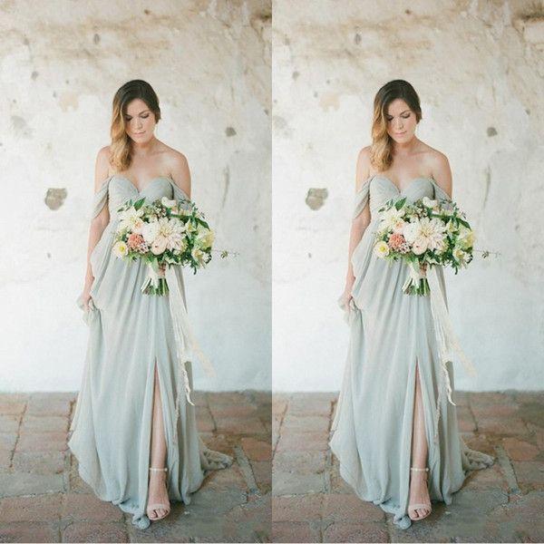 Best 25+ Boho Bridesmaid Dresses Ideas On Pinterest