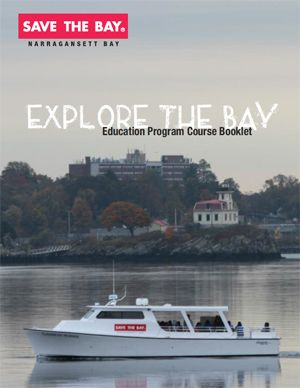 charters save the bay our vessels are available for your group charter one - Clingstone Narragansett Bay