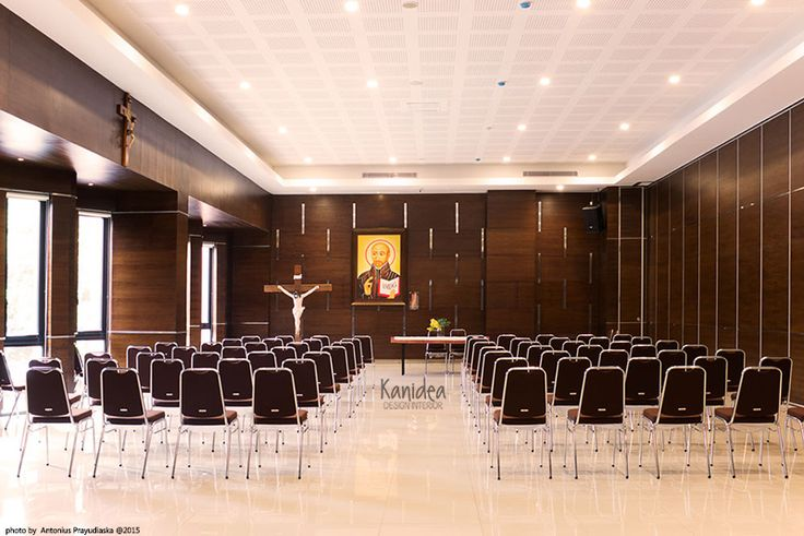 multifunction room #3 #wood #panel #modern #brown #interiordesign