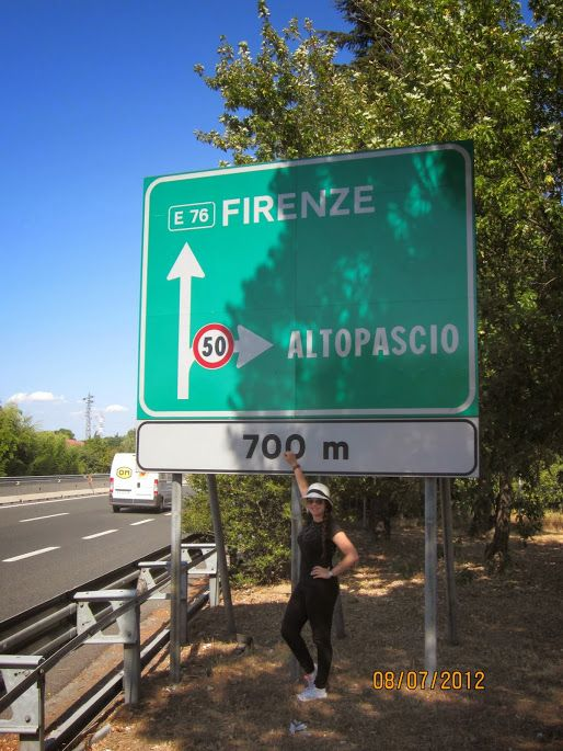 10 días en la Toscana de camping -Diarios de Viajes de Italia- Andreasiana - LosViajeros