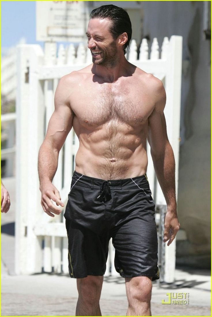 Hugh Jackman (if he talks in his real voice the deal is off)