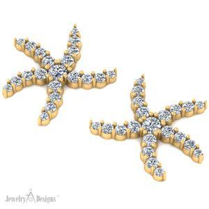 51 best Diamond Earrings images on Pinterest Diamond earrings