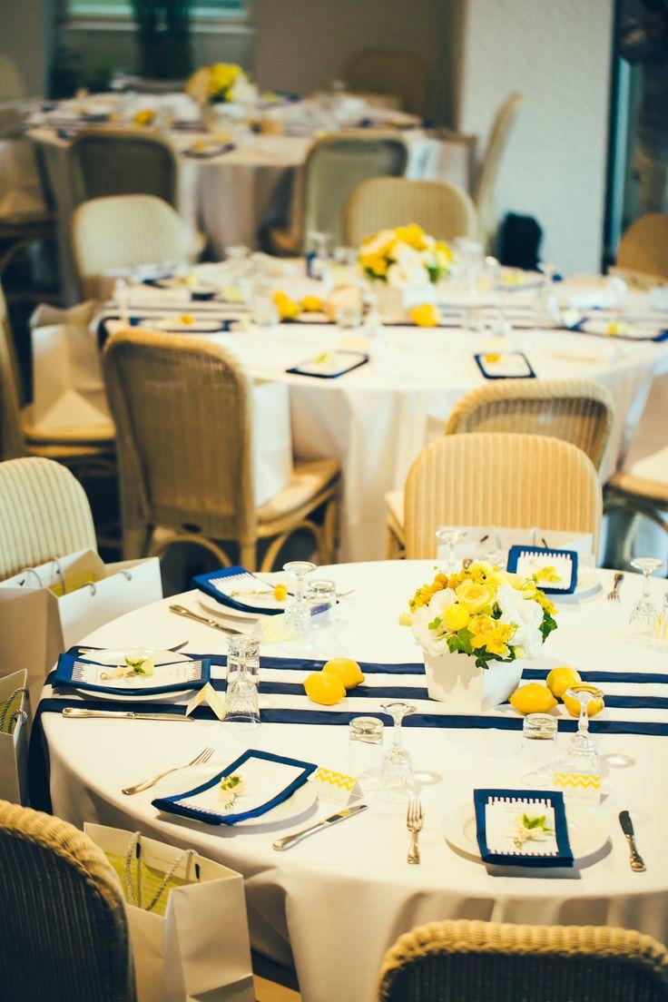 Table/ テーブル / Table arrange / テーブルアレンジ / 机 / arrange/ 装飾 / 飾り / 装花 /crazy wedding / ウェディング / 結婚式 / オリジナルウェディング/ オーダーメイド結婚式/ボーダー