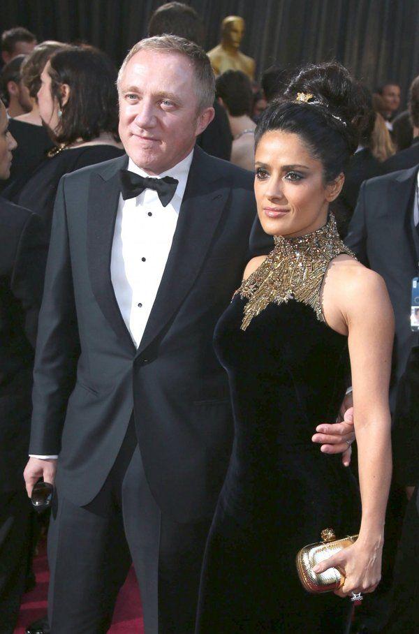 Salma Hayek entre los 50 multimillonarios del Reino Unido - Yahoo Celebridades En Español