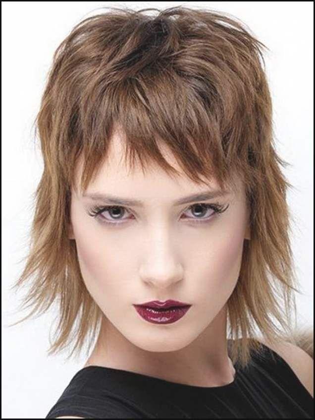 Stufige Kurzhaarfrisuren Fur Kurz Haar Frauen Frisuren Halblang