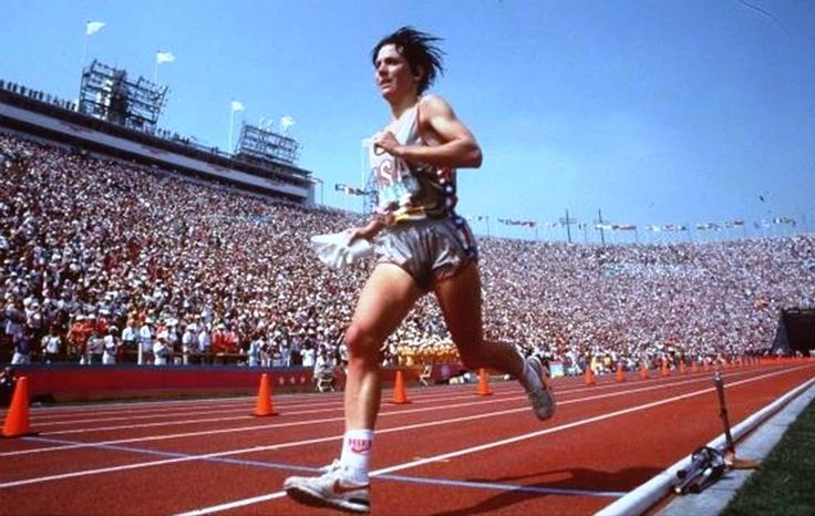 Joan Benoit Samuelson Olympic medal in marathon running nudes (28 pics), pictures Fappening, Instagram, butt 2015