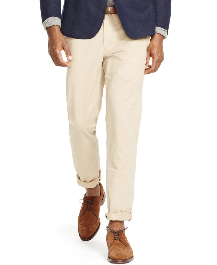 Polo Ralph Lauren Slim-Fit Stretch-Chino Pant