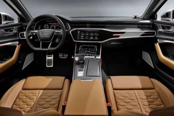 2020 Audi Rs6 Avant Interior In 2020 Audi Rs6 Audi Audi Rs