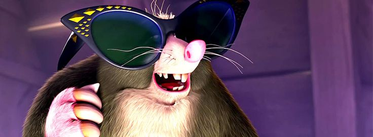 The Nut Job Facebook Cover – Cool Guy SIZE: 851X315