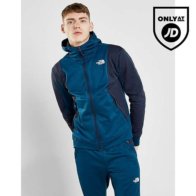 81630629b The North Face Mittelegi Full Zip Hoodie in 2019 | clothing and ...