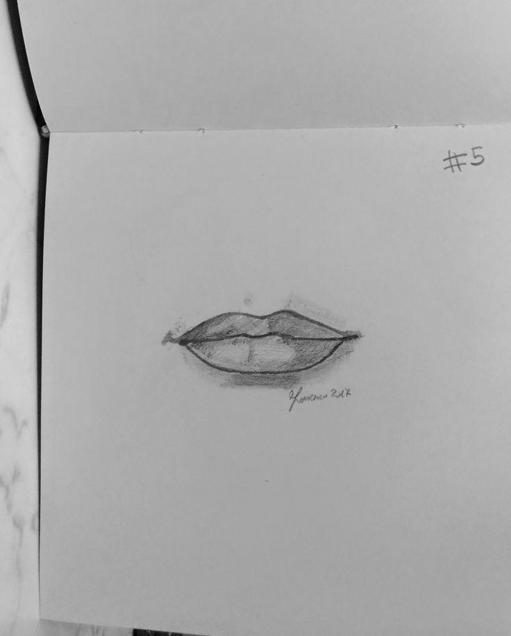 Labbra - Disegno #5