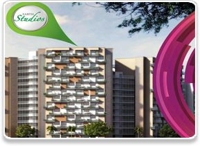 Fully furnished Studio Apartment at Earth Titanium, Call @ +91-9582898136