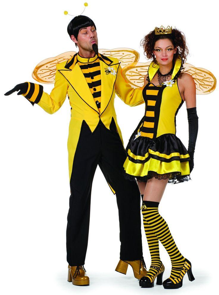 Bijen Koningin - Beestenboel - Dames - Hendriks Carnaval