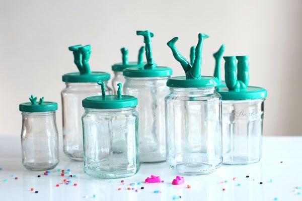 Final Image - Quick Tip: Make Some Fun (And Leggy) Storage Jars