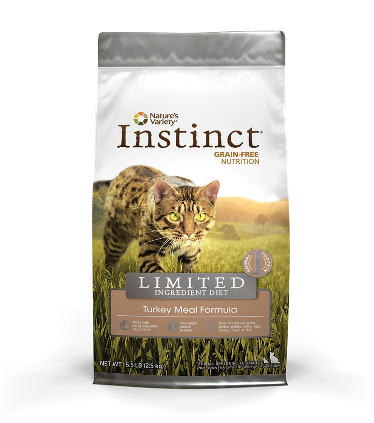 For cats with food allergies, Limited Ingredient Turkey Foods are made with less ingredients that have been known to solve skin and stomach allergies in cats. Perfect food for pet allergies affecting eyes, ears, skin, coat (fur)...