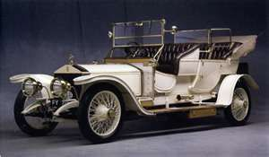 this must be what chitty-chitty-bang-bang was made from...1911 Rolls-Royce Roldes-Belges Tourer