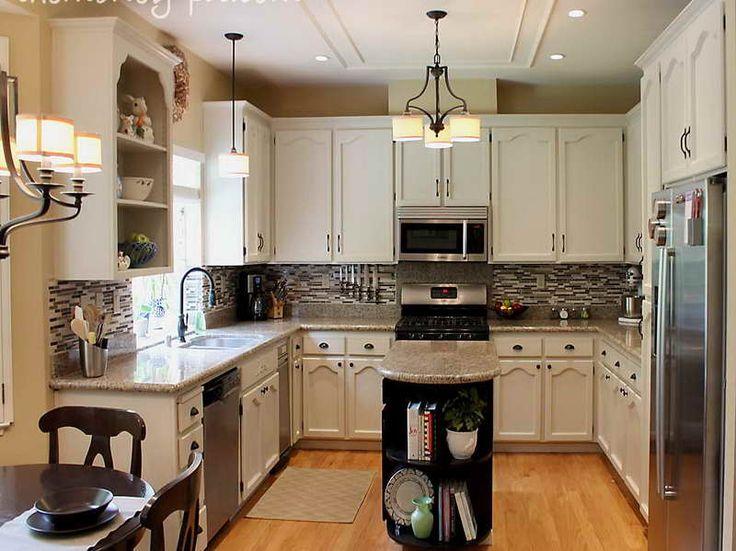 20 best kitchen makeover ideas images on pinterest kitchens home ideas and kitchen dining living on kitchen makeover ideas id=50454