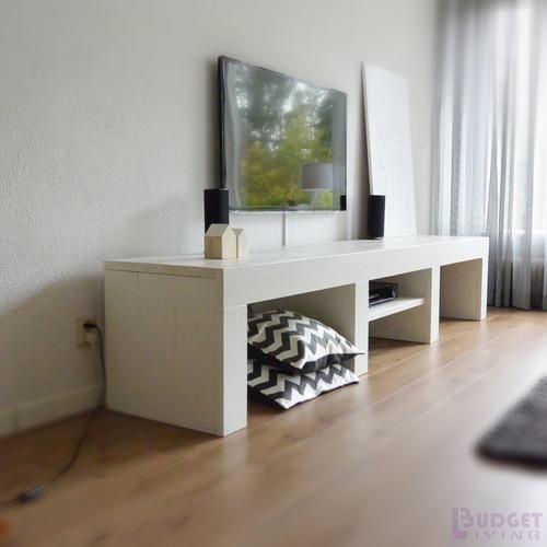 25 beste idee n over kast 50 cm hoog op pinterest kast for Decoratie naast tv