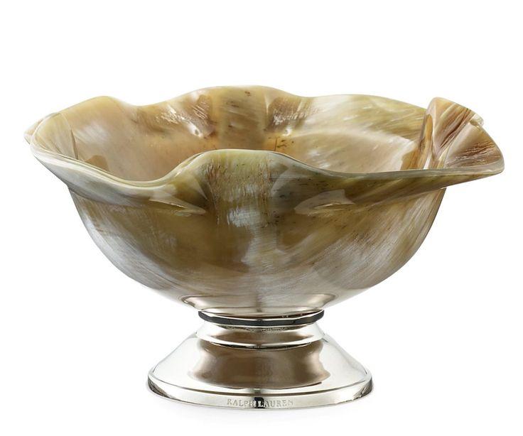 #RalphLauren Horn Bowl from #Love that Look! at www.danielledrollins.com