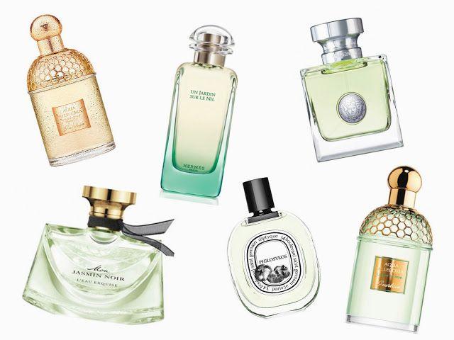 Summer 2016 fragrances