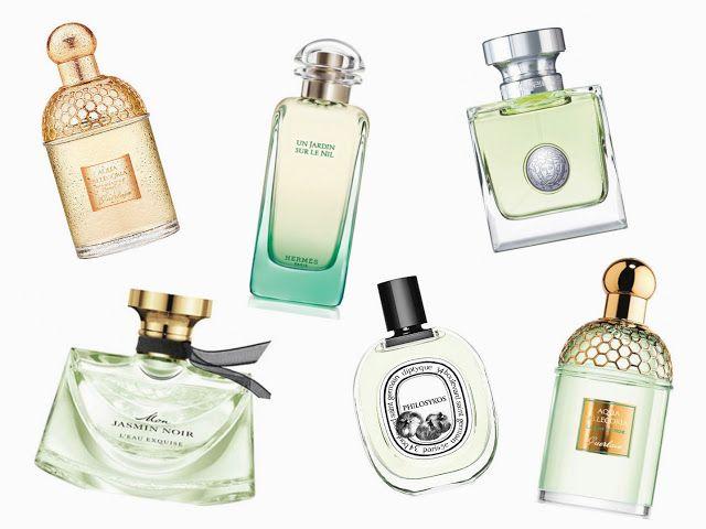 Summer 2016 fragrances